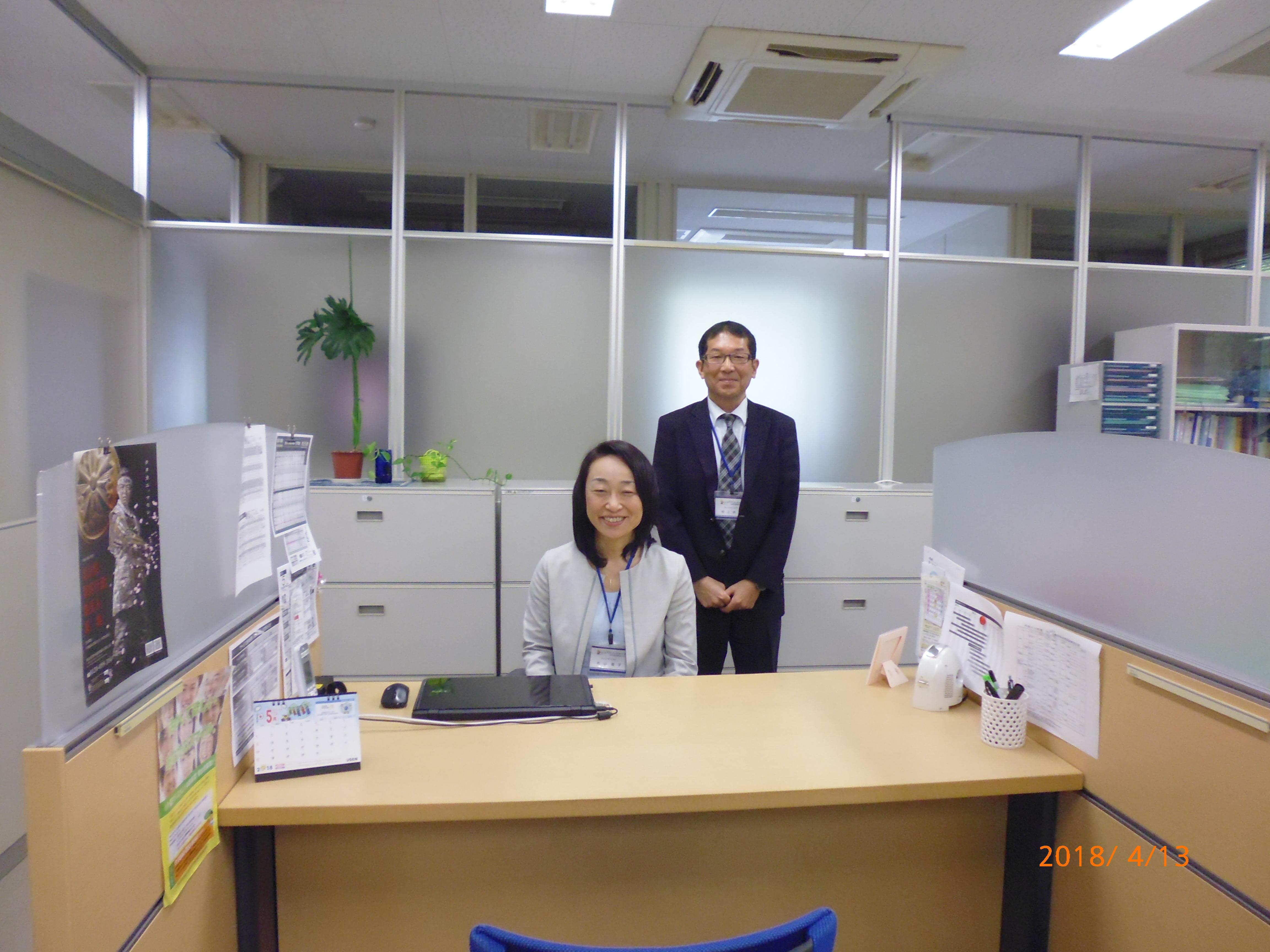 リフレッシュしたジョブカフェおかやま 倉敷相談室を紹介します!